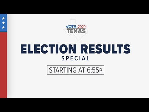 Live coverage of election results in Texas on Super Tuesday