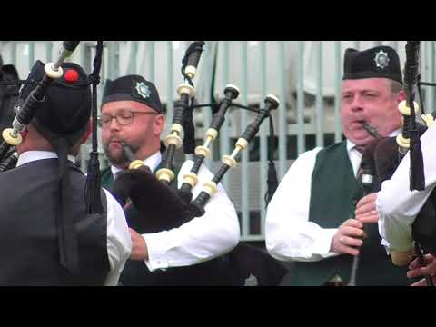 Pipes & Drums of the PSNI World Pipe Band Championships 2017 (Final MSR)