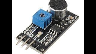 Arduino and Microphone (Sound Sensor)
