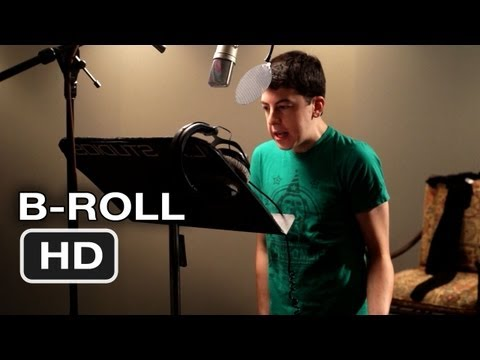 Paranorman B-Roll #2 (2012) Animated Movie HD
