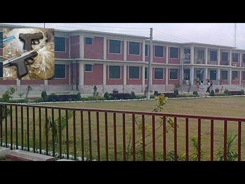 Police search operation in Mardan Abdul Wali Khan University