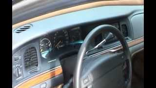 1995 Ford Crown Victoria LX Tour and Drive (Surprise At The End)