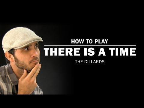 There Is A Time (The Dillards) | How To Play | Beginner Guitar Lesson