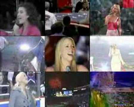 THE BRAVE (national Anthem All-star Version)