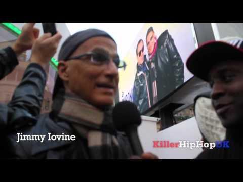 Dr Dre & Jimmy Iovine @ Beats by Dre Show Your Colour Event (London, Covent Garden)