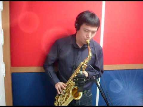 Hey Jude - Saxophone