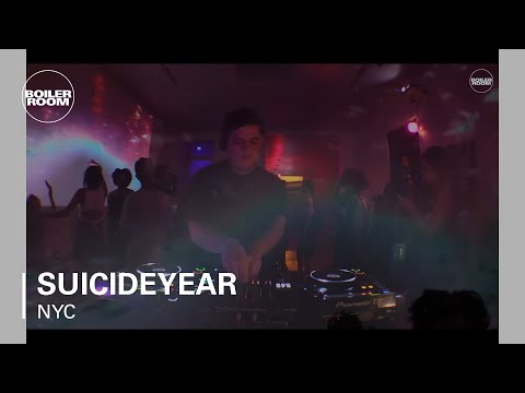 Suicideyear Boiler Room New York DJ Set