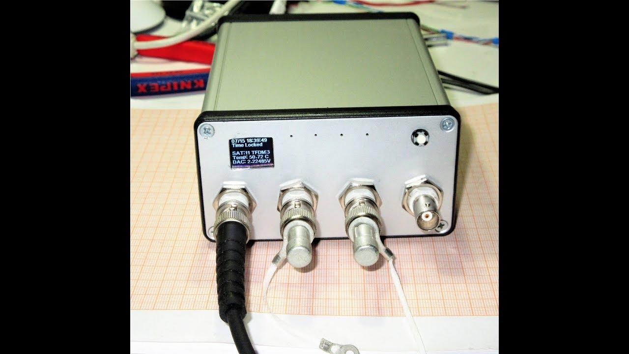 10Mhz GPSDO Standard Reference, Distribution Board, Trueposition GPSDO