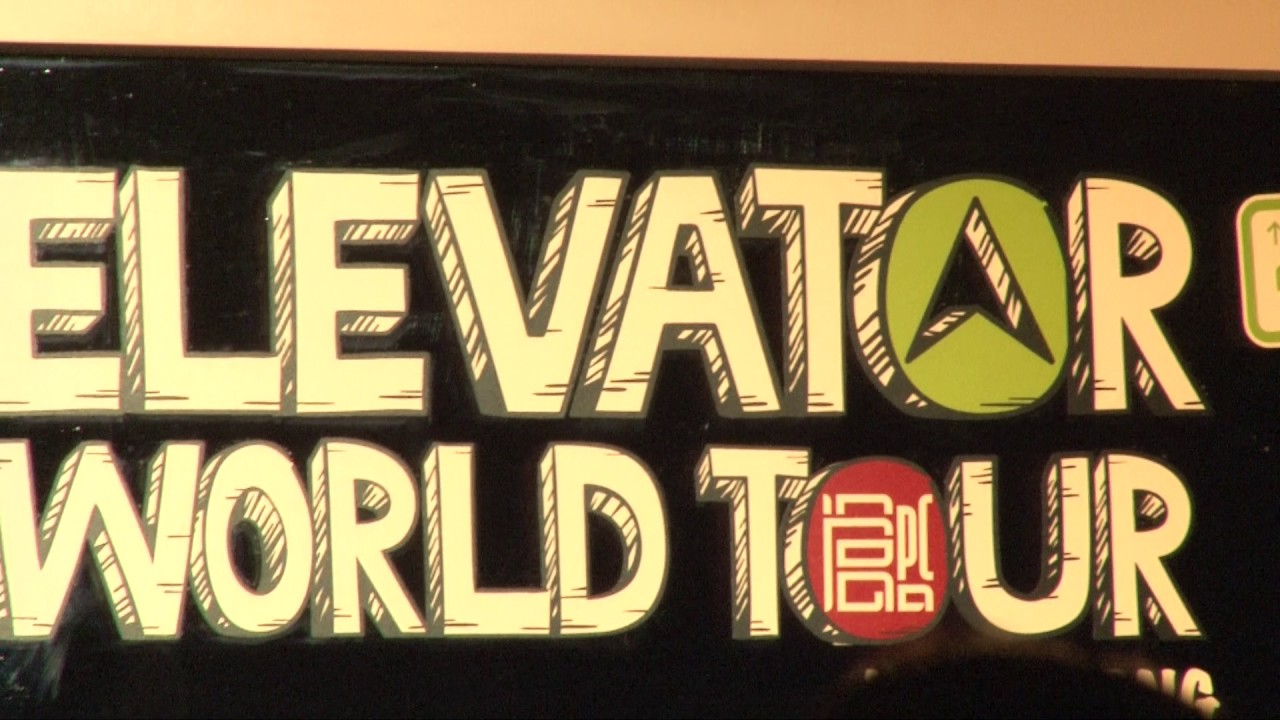 Elevator World Tour -  Hong Kong, 2016