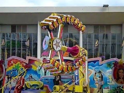 Move It 360° Offride Fête Foraine de Cambrai 2018