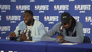 Draymond Green responds to Chris Webber saying he wouldn't start on some teams