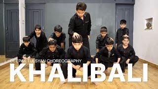 Khalibali | Padmavat | Beg. Kids Dance Choreography | Bollywood Dance | Deepak tulsyan