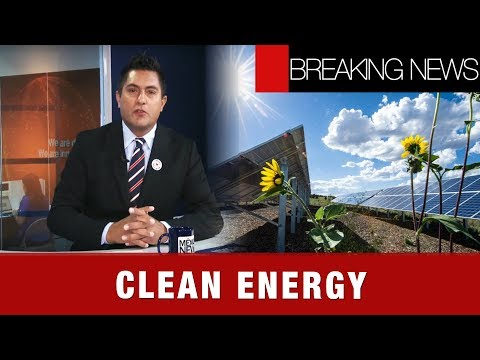 Mexico has climbed the global clean energy rankings | Breaking News