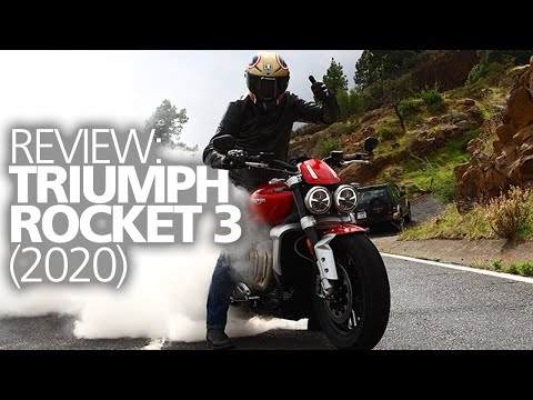 Triumph Rocket 3 (2020) Road Test and Review