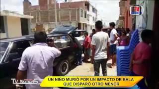 Chiclayo: Niño murió asesinado por otro menor