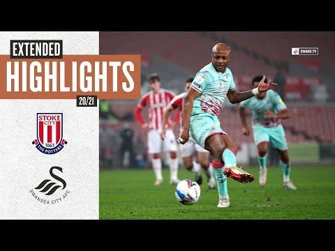 Stoke Swansea Goals And Highlights