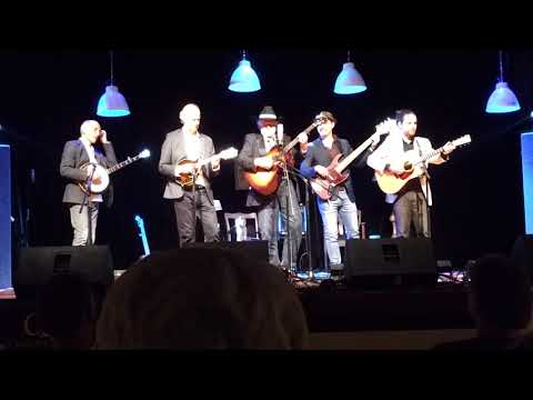 Peter Rowan - Voorthuizen, NL 2018 - Lay Your Head On My Shoulder; Walls Of Time