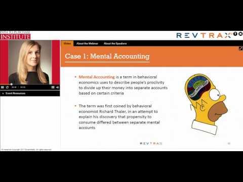 Webinar: Using Behavioral Economics to Identify What Motivates Shopper Behavior