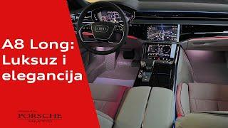 Luksuz i elegancija: Audi A8 Long by Porsche Sarajevo