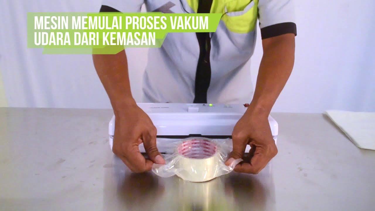 Vacuum Sealer Makanan Basah 3