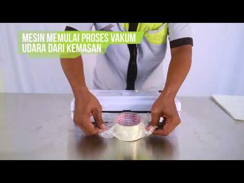 Harga Vacuum Sealer Portable 3