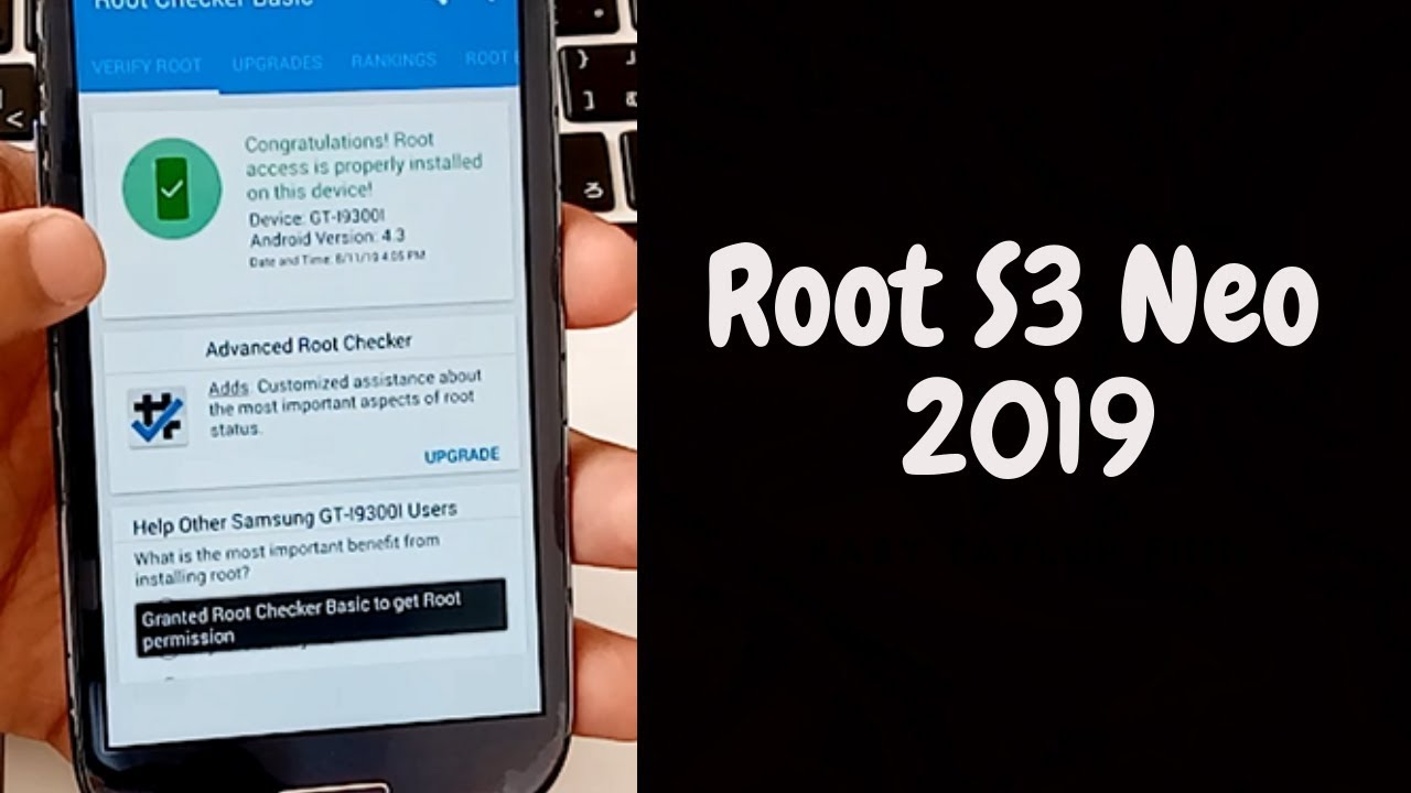 How to root Galaxy S3 Neo |2019 method - - vimore org