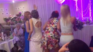 Молодожены отожгли под Бейонсэ, крутая свадьба