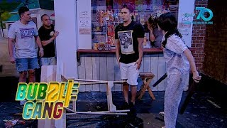 Bubble Gang: The Jabbawalkers