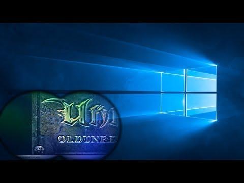 Windows 10 — обрезанный экран в старых играх