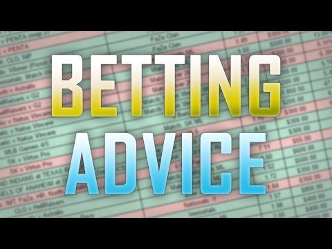 Betting Advice