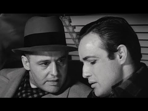 'On the Waterfront' ( 1954 film, HD) -- 'I coulda been somebody'