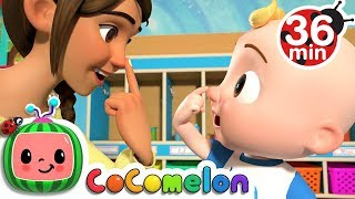 My Body Song + More Nursery Rhymes \u0026 Kids Songs - CoCoMelon