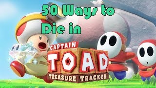 50 Ways to Die in Captain Toad Treasure Tracker