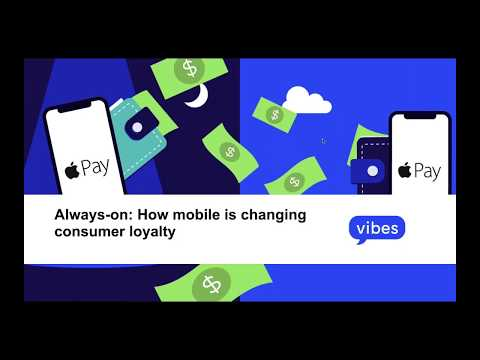 Digiday and Vibes webinar: Always-on: How mobile is changing consumer loyalty   DIGIDAY TWO