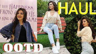 Back To School Outfit & HAUL