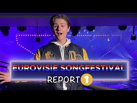 KAN MATHEU EEN GEHEIM BEWAREN OVER HET SONGFESTIVAL? ?? | REPORT #1