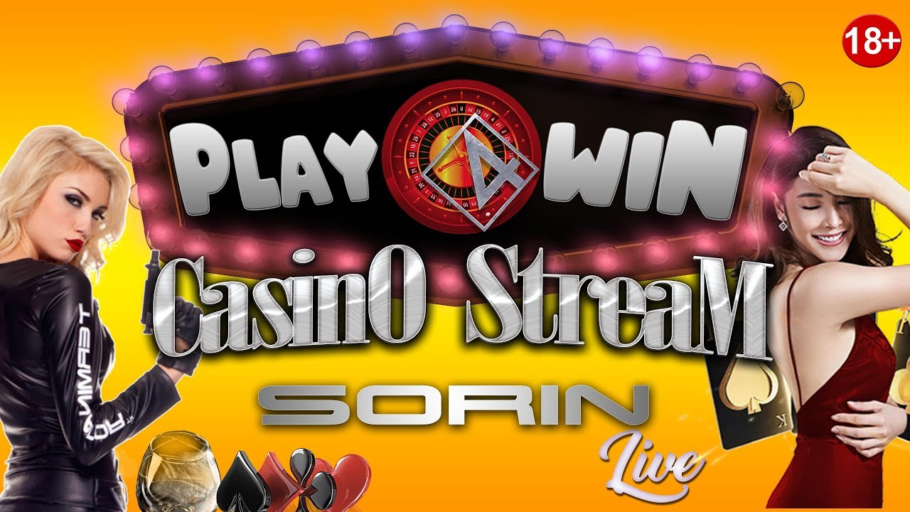 JUCĂM CASINO nr:273 / Sorin pe LIVE - Face ce Face  / Thank you for LIKE ⇘