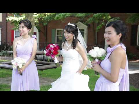 Kentlands Mansion + New Fortune Restaurant | Wedding Highlight Video