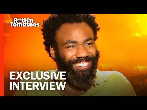 Torrez Harris - Donald Glover reveals favorite scene!