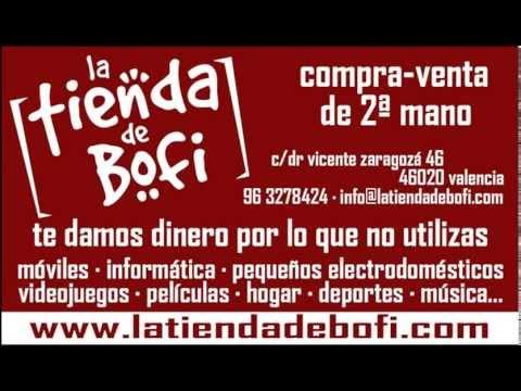 Cu a de radio de la tienda de bofi compra venta de for Ventanales segunda mano valencia