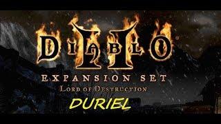 Diablo II * LOD * Zauberin * Duriel