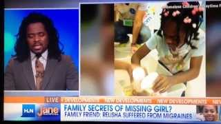 Dr. Gabe on Jane Velez Mitchell Show (HLN) Relisha Rudd