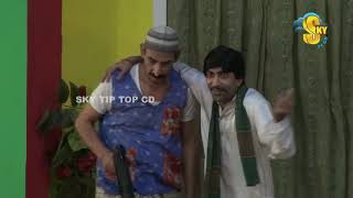 Iftikhar Thakur With Nasir Chinyoti And Amanat Chan Stage Drama Dhilay Aashiq 2019 Full Comedy Clip