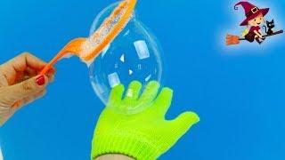 Jugamos con Burbujas de Jabón y con un Guante Especial thumbnail