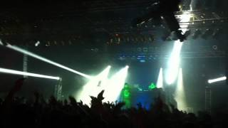 Marsimoto @ LiveMusicHall Köln 2012 / Wellness