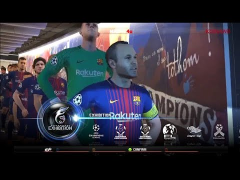 PES 2012 Patch 2018 Android 220 MB Apk+Data Offline  #Smartphone #Android