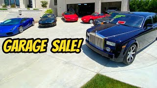 Why I'm Selling My Rolls-Royce Phantom, And 12 Other Cars. Hoovie's Garage SALE!