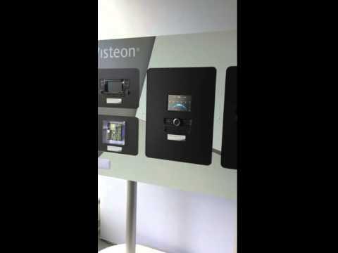 Audio and Infotainment Production Kiosk