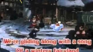 Disney's Sleigh Ride (EXTENDED sing-along version!)