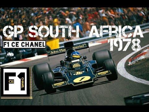 F1 1978 GP Africa do sul  [Kayalami] [Race 03 OF 16]